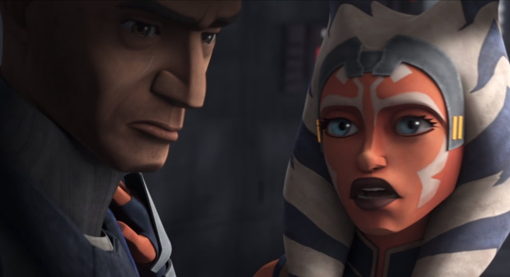 Film and TV Review: The Clone Wars Season 7: Victory and Death - Fantha  Tracks