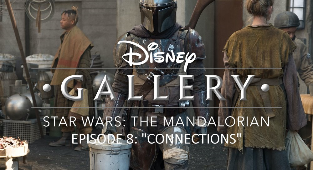 Film And Tv Review Disney Gallery Star Wars The Mandalorian S1 E8 Connections Fantha Tracks