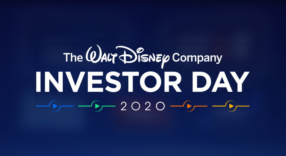 Disney Investor Day 2020: LIVE UPDATES - Fantha Tracks