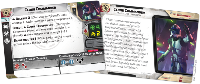Fantasy Flight Games Preview The Republic Specialists Personnel Expansion For Star Wars Legion Fantha Tracks